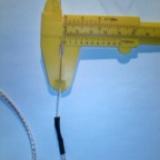 нагревательный 24, проводной нагреватель, нагреватель СНО, материал фторопласт, кабельный нагреватель