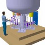 монтаж электронагревателей, подключение нагревателя