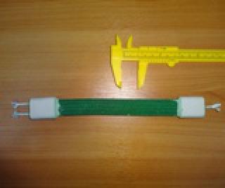 ЭНГЛУ-400-0 46 24-2, нагреватель 24, 12 24 вольт, 2 метра