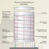 Нагревательный 24, обогреватель 24 вольта, ЭНГЛ-1-0 03 24-1, 1 метр