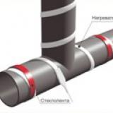 Нагревательная лента, ленточный нагреватель, ЭНГЛ-1-0 11 220-5 5, 5.5 метров