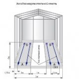 Ленточный нагреватель, ЭНГЛ 2 0, ЭНГЛ 2 7, ЭНГЛ 2 220, 7 метров