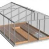 Отопление теплицы, экономичный обогреватель,  StopMoroz Agro 6 200, ЭНГЛ-2Т-6, 6 метров